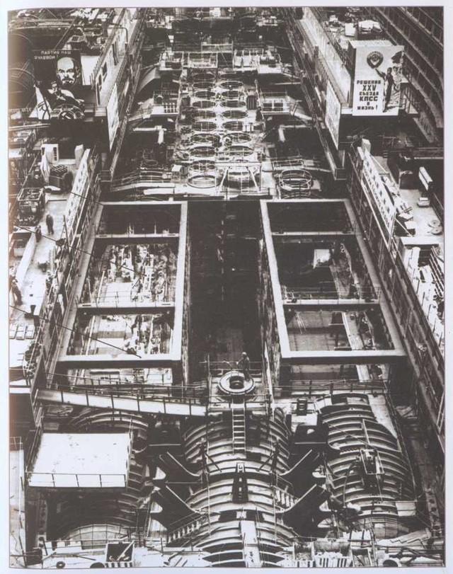 Quá trình đóng tàu ngầm lớn nhất thế giới ảnh 2