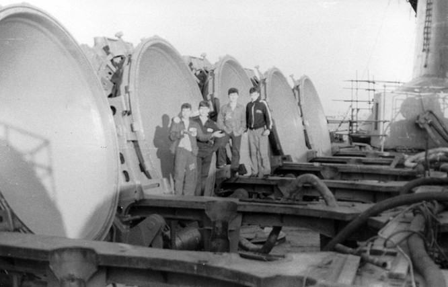 Quá trình đóng tàu ngầm lớn nhất thế giới ảnh 7