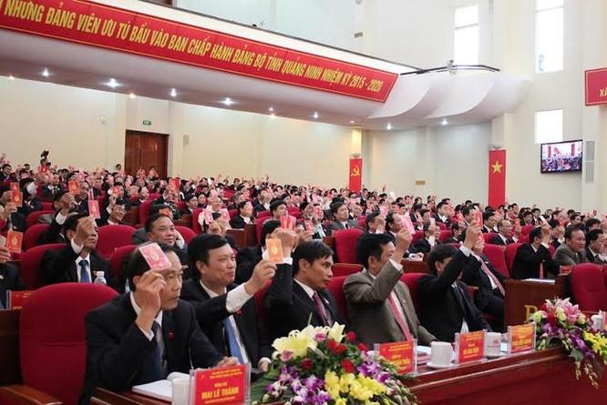 Ông Nguyễn Văn Đọc tái đắc cử Bí thư Tỉnh ủy Quảng Ninh ảnh 1