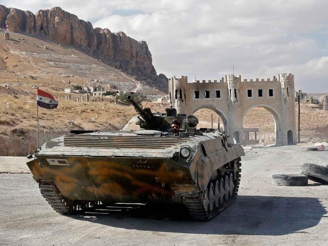 Mỹ tiến tới cuộc chiến toàn diện với Nga thông qua phe nổi dậy Syria ảnh 3