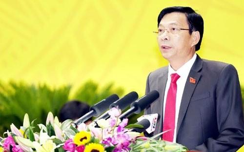 Hàng loạt bí thư tỉnh ủy tái đắc cử nhiệm kỳ 2015 - 2020 ảnh 1