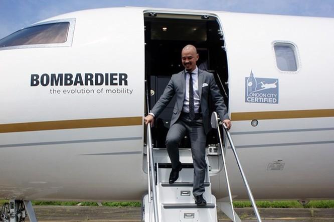 Soi máy bay cá nhân trị giá hơn 1100 tỷ tại Hà Nội ảnh 12
