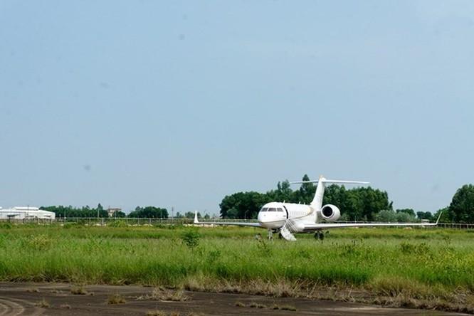 Soi máy bay cá nhân trị giá hơn 1100 tỷ tại Hà Nội ảnh 13