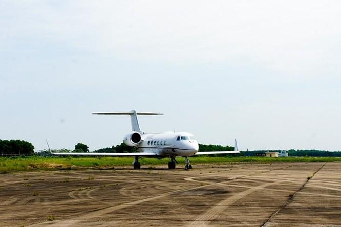 Soi máy bay cá nhân trị giá hơn 1100 tỷ tại Hà Nội ảnh 1