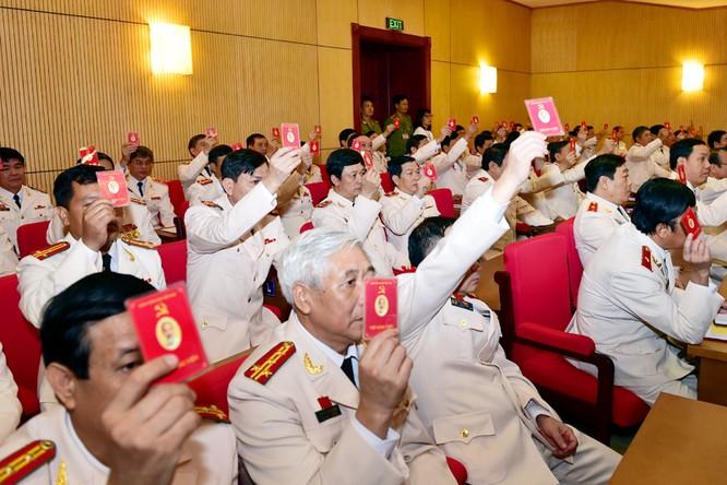 Thủ tướng chỉ đạo Đại hội Đảng bộ Công an Trung ương ảnh 2