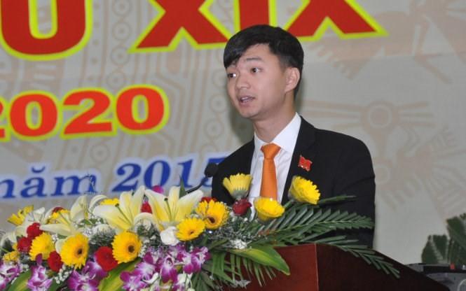 Ông Nguyễn Xuân Anh, 39 tuổi, được bầu làm Bí thư thành ủy Đà Nẵng ảnh 3