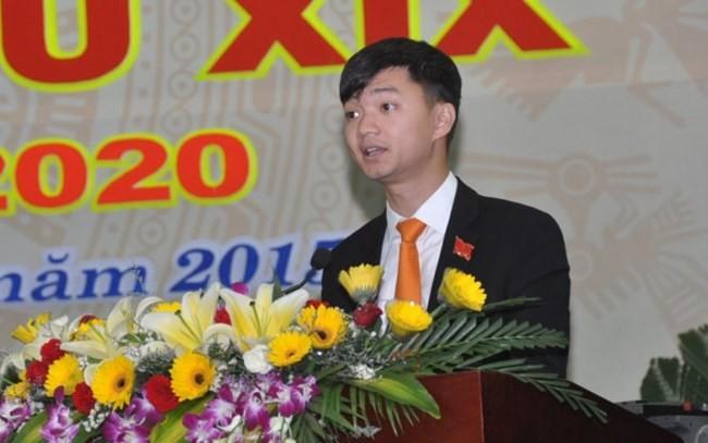 Tân Bí thư Thành ủy trẻ nhất Việt Nam tri ân tiền nhiệm, muốn quản lý bằng luật ảnh 1