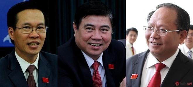 """Tân Phó Bí thư TPHCM: """"Tôi, anh Phong, anh Cang không xa lạ với thành phố"""" ảnh 1"""
