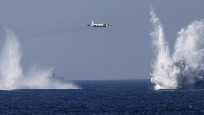 Hạm đội Nhật trình diễn sức mạnh quân sự ảnh 3