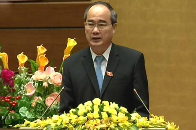 Mặt trận Tổ quốc đưa vấn đề cử tri bất bình việc Trung Quốc xây đảo ra Quốc hội ảnh 1