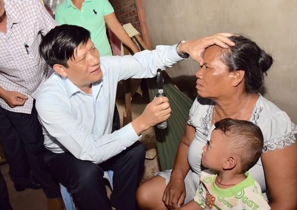 Hành tím là nguyên nhân chính khiến hơn nghìn người mù mắt ở Sóc Trăng ảnh 1