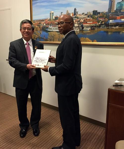 Đại sứ VN tại Mỹ, Phạm Quang Vinh, người Việt tại Mỹ, kiều bào