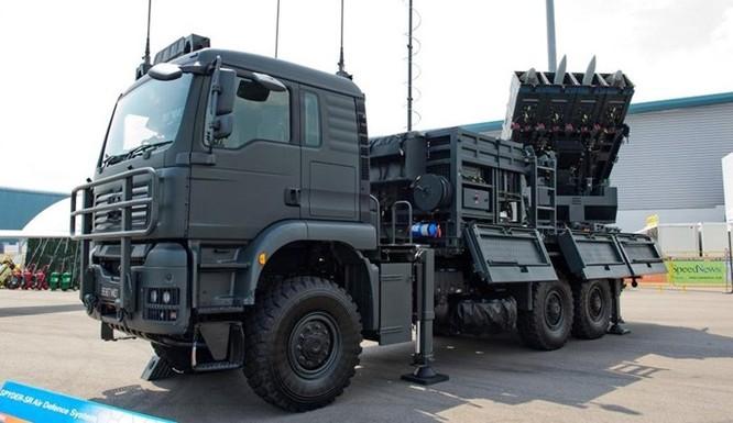 Việt Nam mua tên lửa phòng không tầm gần của Israel, không mua của Nga ảnh 1