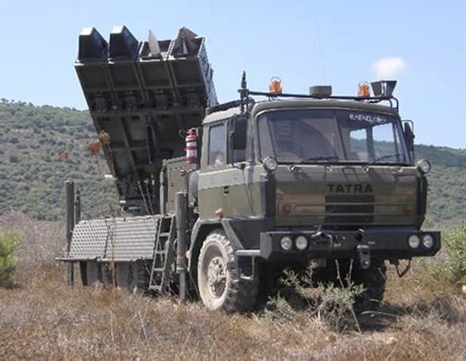 Việt Nam mua tên lửa phòng không tầm gần của Israel, không mua của Nga ảnh 2