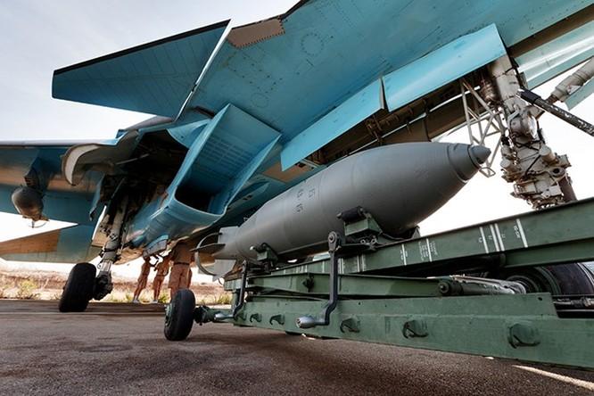 Máy bay Nga đánh sập cầu trên sông Euphrate, quân IS sắp đói ảnh 2