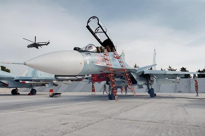 Máy bay Nga đánh sập cầu trên sông Euphrate, quân IS sắp đói ảnh 3