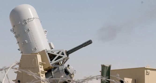 Xem súng 6 nòng Mỹ chống rocket Trung Quốc ở Afghanistan ảnh 2