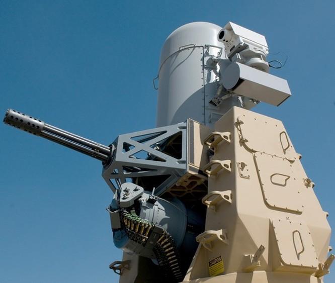 Xem súng 6 nòng Mỹ chống rocket Trung Quốc ở Afghanistan ảnh 5