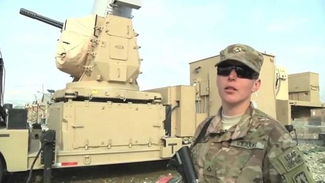 Xem súng 6 nòng Mỹ chống rocket Trung Quốc ở Afghanistan ảnh 6