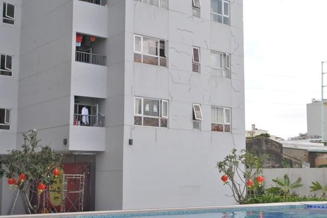 TPHCM: Người dân kêu trời với chất lượng một số chung cư ảnh 5