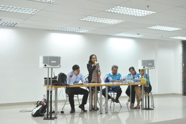 TPHCM: Người dân kêu trời với chất lượng một số chung cư ảnh 4
