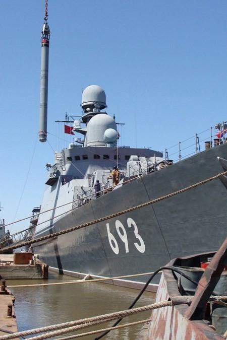 Sốc: Nga công bố tầm bắn của tên lửa Klub, lên tới 2000 km ảnh 1