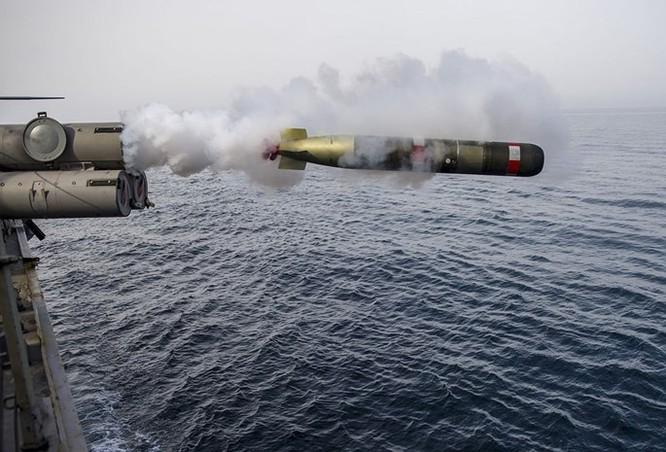 Clip sáu loại vũ khí chống tàu ngầm đáng sợ nhất ảnh 2