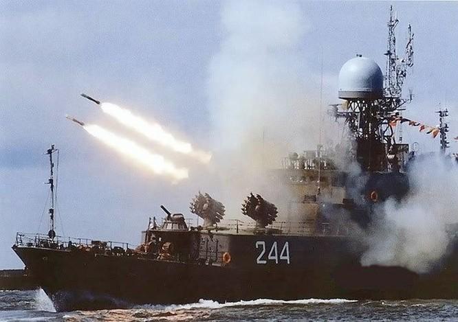 Clip sáu loại vũ khí chống tàu ngầm đáng sợ nhất ảnh 5