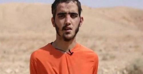IS dùng xe tăng xử tử lính Syria ảnh 1