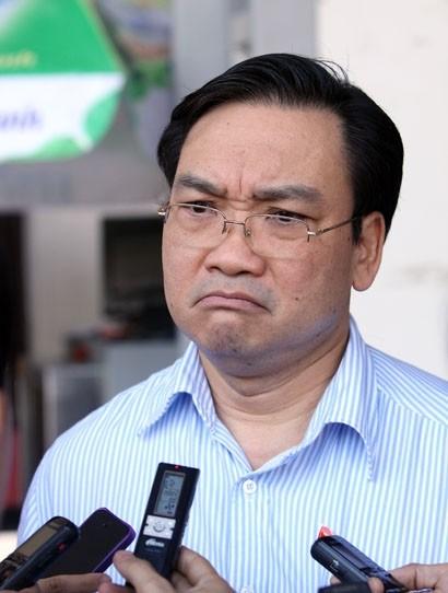 Phó Thủ tướng Hoàng Trung Hải