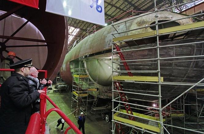Hé lộ bí ẩn của tàu ngầm Kilo 636 Việt Nam đặt mua 6 chiếc của Nga ảnh 1