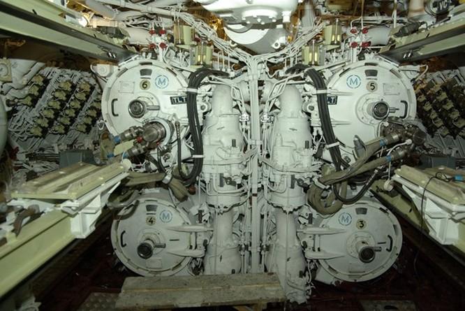 Hé lộ bí ẩn của tàu ngầm Kilo 636 Việt Nam đặt mua 6 chiếc của Nga ảnh 2