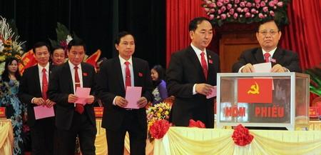 Hải Dương,Thái Nguyên, Kiên Giang bầu xong Bí thư, Chủ tịch mới ảnh 2