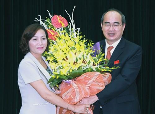 Cả nước có 3 Bí thư tỉnh ủy là nữ từ 45-49 tuổi ảnh 1