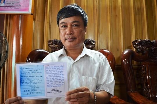 Ông Ban Ki-moon về Việt Nam nhận là con cháu họ Phan? ảnh 1
