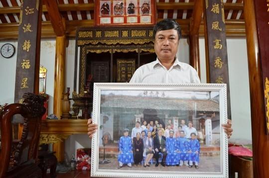 Ông Ban Ki-moon về Việt Nam nhận là con cháu họ Phan? ảnh 3