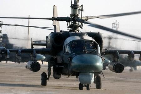 Nga trang bị tên lửa chống tăng không thể đánh chặn Vikhr-1 cho trực thăng Ka-52 ảnh 2