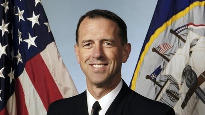 Tiết lộ cuộc hội đàm giữa tư lệnh hải quân Mỹ và Trung Quốc ảnh 1