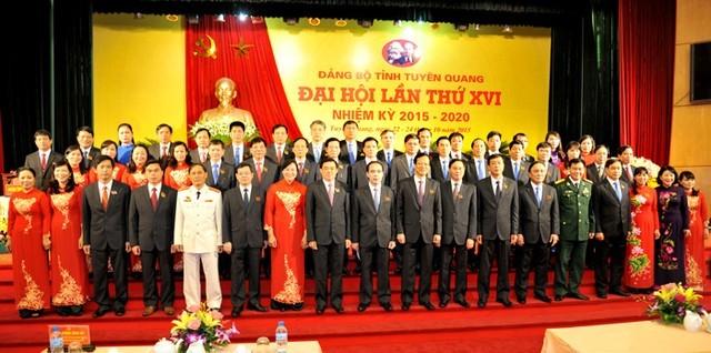 Cả nước hoàn thành Đại hội Đảng bộ cấp tỉnh, bầu 61 Bí thư Tỉnh ủy, Thành ủy ảnh 2