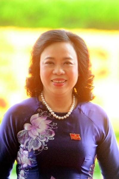 Chân dung bốn phó bí thư Thành ủy Hà Nội khóa XVI ảnh 1