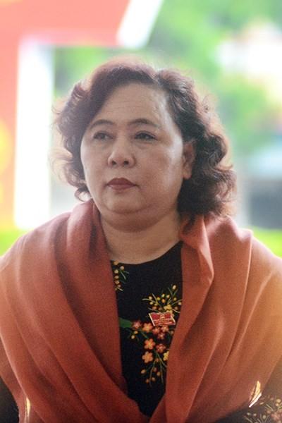 Chân dung bốn phó bí thư Thành ủy Hà Nội khóa XVI ảnh 2