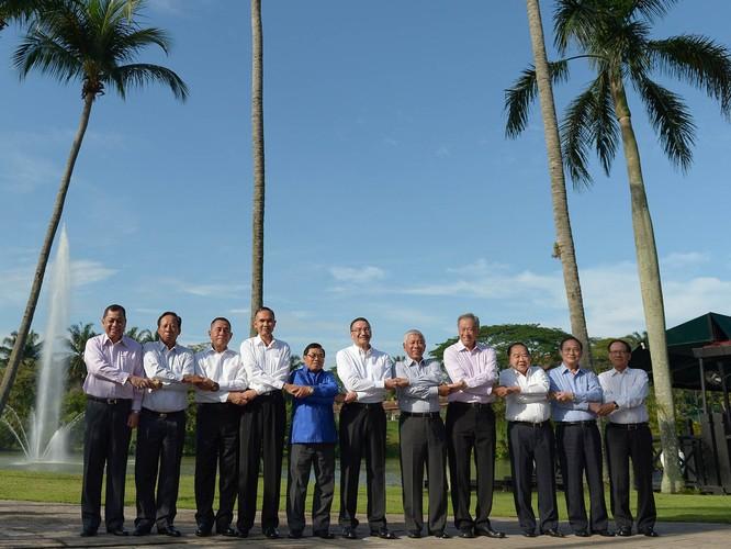 Bất đồng về Biển Đông, hội nghị quốc phòng ASEAN hủy ra tuyên bố chung ảnh 1