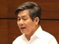Bộ trưởng KH-ĐT Bùi Quang Vinh
