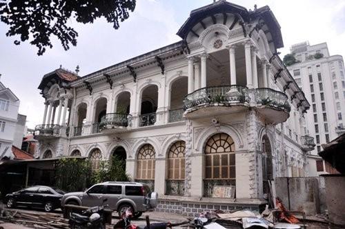 Lộ diện tên tuổi đại gia mua biệt thự 35 triệu USD giữa Sài Gòn ảnh 1