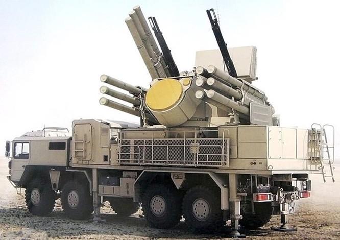Nga đưa sang Syria loại tên lửa phòng không gì? ảnh 1