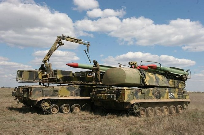 Nga đưa sang Syria loại tên lửa phòng không gì? ảnh 3