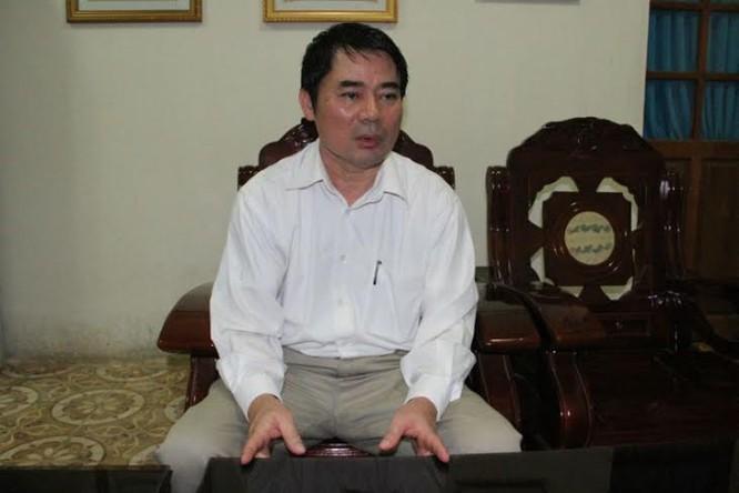 Ông Nguyễn Xuân Phú