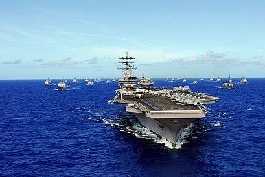 Mỹ muốn tăng tàu sân bay cho hải quân ảnh 1