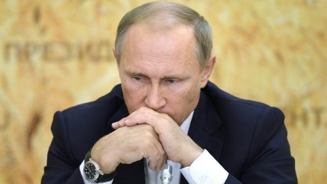 Báo Mỹ: Tổng thống Putin sẽ mạnh tay tại Syria nếu IS đánh bom máy bay Nga ảnh 1