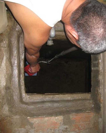 Thiếu nước, dân thủ đô hạn chế... tắm ảnh 1